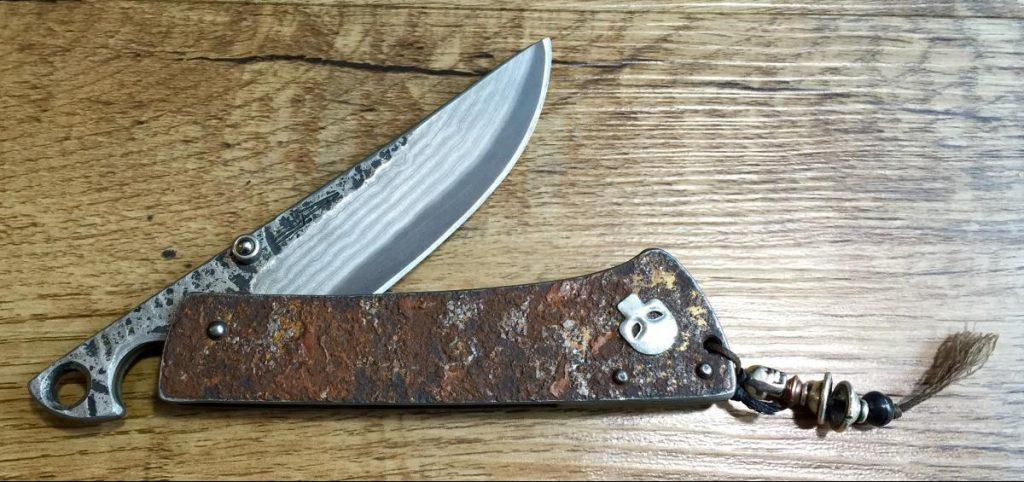 couteau japonais pliant prix